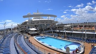 Royal Caribbean Allure of The Seas Full Tour in 1080p