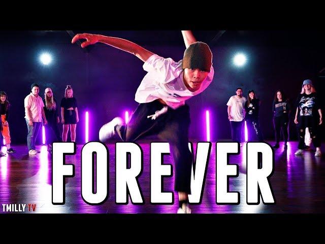 Justin Bieber - Forever - Choreography by Jake Kodish ft Sean Lew, Gabe DeGuzman, Sheaden Gabriel