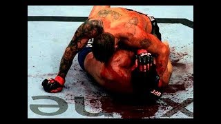 top of the bloodiest fights UFC MMA