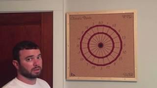 Classic Dartboard - Right Triangle Games
