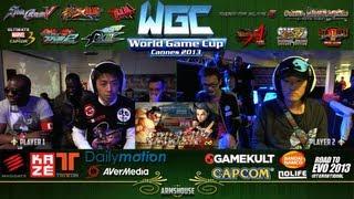 France vs Japan - SSF4 World Team Cup WGC '13