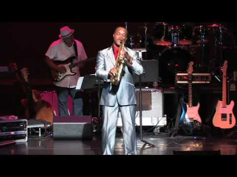 REASONS (Earth, Wind and Fire} - CARLOS CANNON Introduced by Rick O'Dell