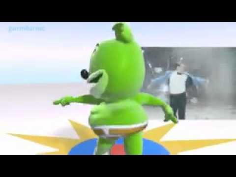 Мишка Гуми Бер. Пародия на Gangnam Style