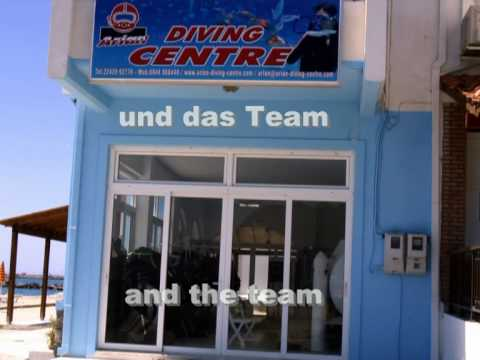 ARIAN DIVING CENTRE KARDAMENA KOS 2009