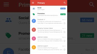 How to Add Multiple GMail Accounts in Android, gmail account multiple email addresses