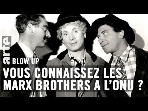 Vous connaissez Les Marx Brothers à l'ONU ? - Blow Up - ARTE