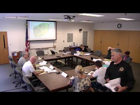 06.11.19 Technical Advisory Committee: Work Session