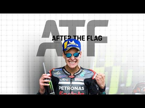 MotoGP カタルーニャGP 決勝レース後のライダーインタビュー映像