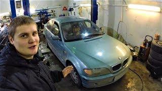 BMW E46 M54 ОБКАТКА ПОСЛЕ ПЕРЕБОРКИ