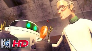 """CGI 3D Animated Short: """"The Garden"""" - by École Brassart   TheCGBros"""