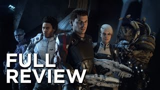 Mass Effect: Andromeda Full Review - Better Than 3, Worse Than 1 & 2