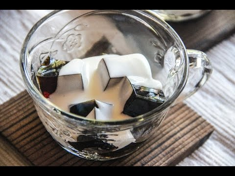 Coffee Jelly Recipe – Japanese Cooking 101