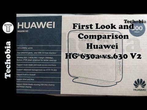 Huawei HG630a | Airtel 40 Mbps VDSL | Modem | Static IP | Port