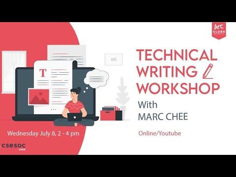 Technical Writing Workshop