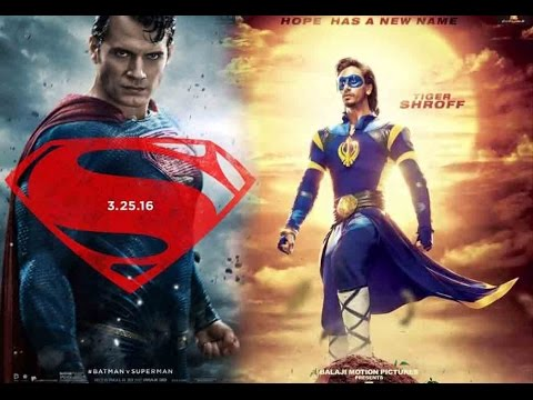 A Flying Jatt 2 Vs Superman Trailer  Fanmade (RRT)