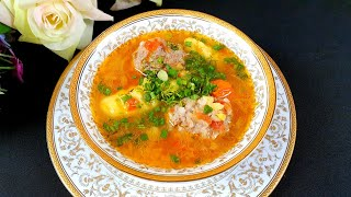Суп Сплошное Удовольствие! Очень вкусный рецепт