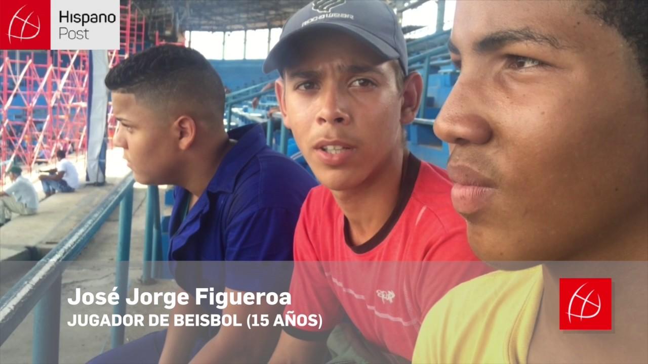 Cuba: Los niños peloteros que quieren ser como José Fernández