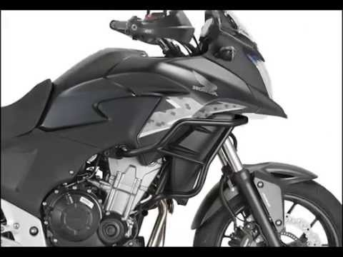 A complete range of accessories GIVI dedicated to this bike