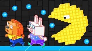 Lion Family   Arcade Game – Cartoon for Kids