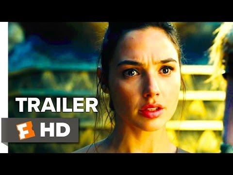 Wonder Woman Trailer #4 (2017)   Movieclips Trailers