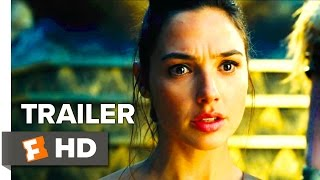 Wonder Woman - Trailer #4