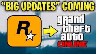 "Rockstar Officially Confirms ""BIG UPDATES"" Still Coming to GTA Online!"