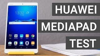 Huawei MediaPad M3 Test - Das schnellste Tablet? | Deutsch