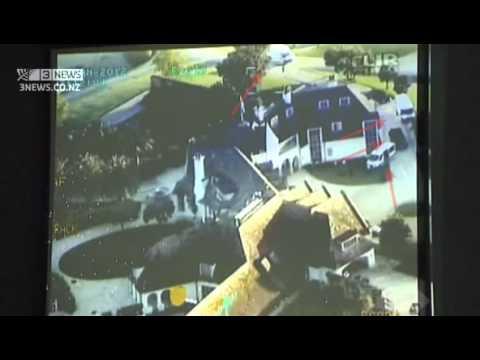 Watch The Special Forces Raid On Kim Dotcom