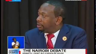 Nairobi Gubernatorial candidates talk on health and education