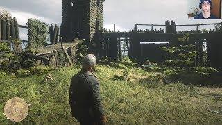 Red Dead Redemption 2 - CIVIL WAR KNIFE LOCATION (RDR2)
