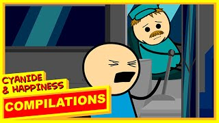 Cyanide & Happiness Compilation - #7