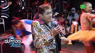 WALTER Producciones  ALFREDO LARICO Y Su Grupo Sensacion Juvenil En ORURILLO Por El 140 Aniversario