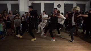 PRETTYMUCH  DANCING — WouldYouMind (Matt Steffanina Dance Class)