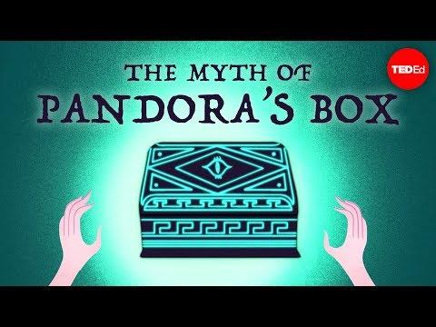 Mýtus Pandořiny skřínky