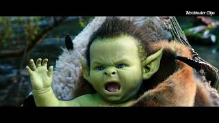 """Warcraft  -  """"  Baby Growls climax Ending Scene """" Hd"""