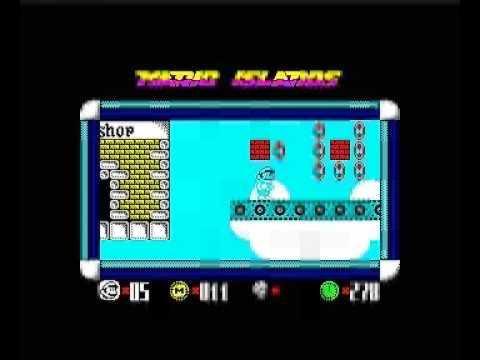 Strange Mario Clones Episode [ZX Spectrum]