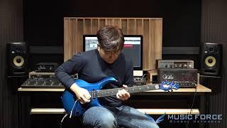 [MusicForce] Musicman John Petrucci Majesty Demo - 'Under a Glass Moon' Cover by Guitarist '김성현'