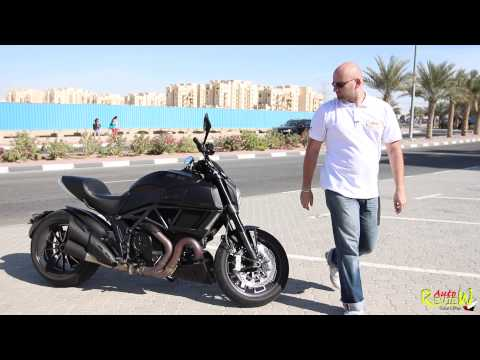 2015 Ducati Diavel - AutoReview - Dubai (Episode 6) [ENG]