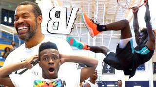 BEST EYBL Players in COUNTRY Go Head To Head! Cassius, Josh Christopher, Scotty Pippen Jr & More!