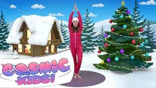 Kids Yoga Christmas Special!   A Cosmic Kids Yoga Adventure!