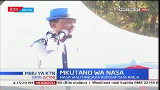 Kalonzo Musyoka's speech during NASA rally in Machakos