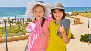 Филипп Киркоров с детьми в Израиле - День рождения Мартина, 29.06.2018