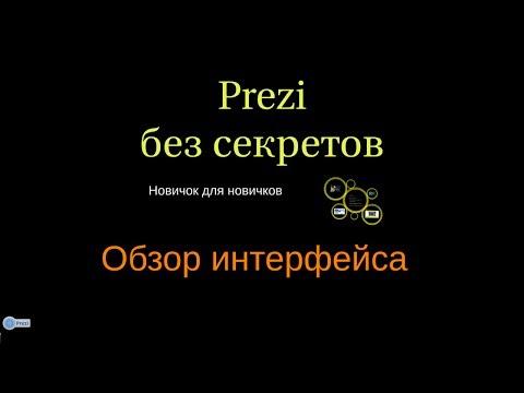 Видеообзор Prezi