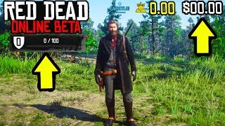 RESET OF STATS & PLAYER WIPE COMING to Red Dead Online? RDR2 Online News! Red Dead Beta END?