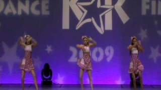 "Kar Nationals 2009 - ""Never Loved a Man"""