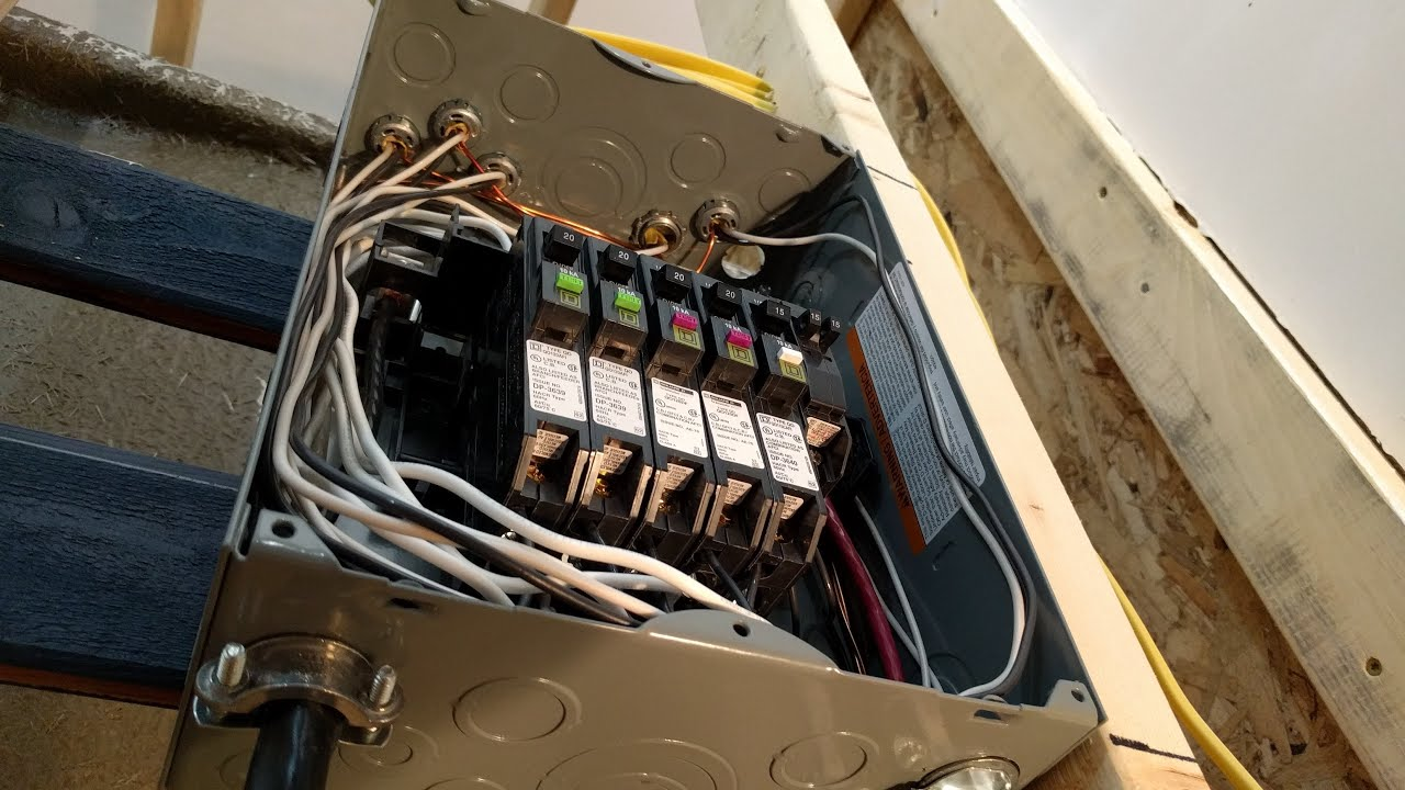 Electrical Wiring In My House