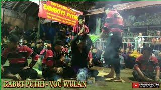 SAMBOYO PUTRO - Kabut Putih Voc WULAN
