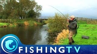 How To Catch Pike On The Fly With Nick Hart - Fishing TV