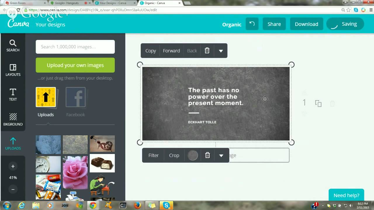 Canva:  Power User Gail Gardner * WTTV 1.6
