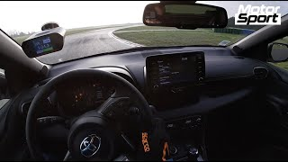 Toyota GR Yaris test drive : just for fun ! by Motorsport Magazine